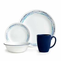 Corelle Livingware 16 Piece Dinnerware Set & Reviews | Wayfair