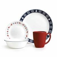 Corelle Livingware 16 Piece Dinnerware Set & Reviews | Wayfair
