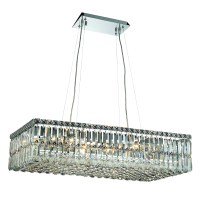 Elegant Lighting Maxim 16 Light Chandelier & Reviews | Wayfair