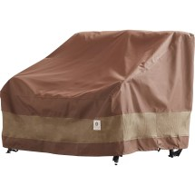 Duck Covers Ultimate Patio Loveseat Cover &
