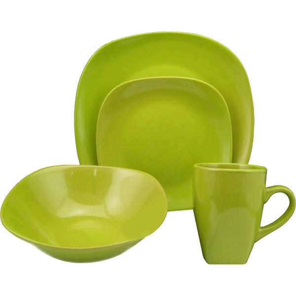 Lorren Home Trends Morella 16 Piece Dinnerware Set