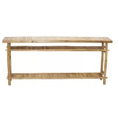 Legare Bamboo Sofa Table Khaki Set Bamboo54 Console And Reviews Wayfair