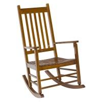 Jack-Post Mission Rocking Chair & Reviews | Wayfair