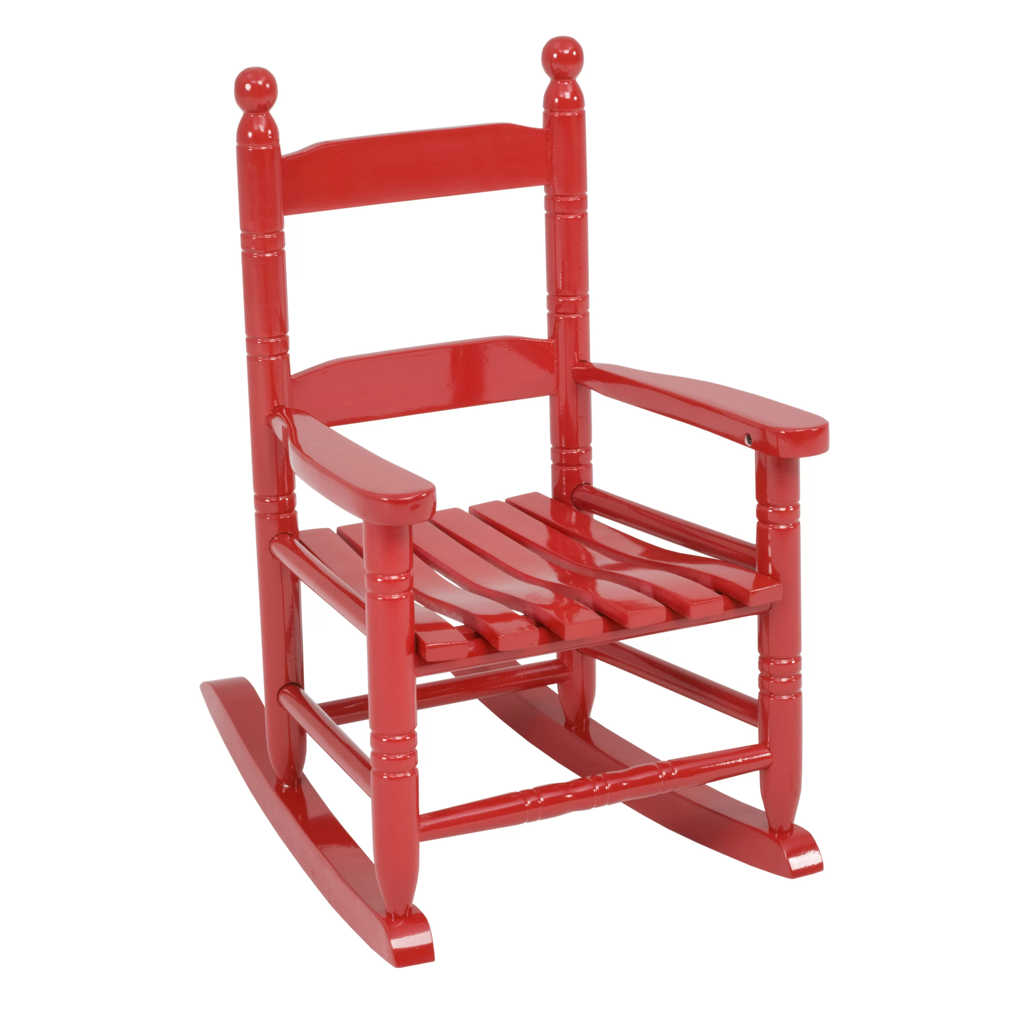 Red Rocking Chair Jack Post Knollwood Children 39s Rocking Chair In Red