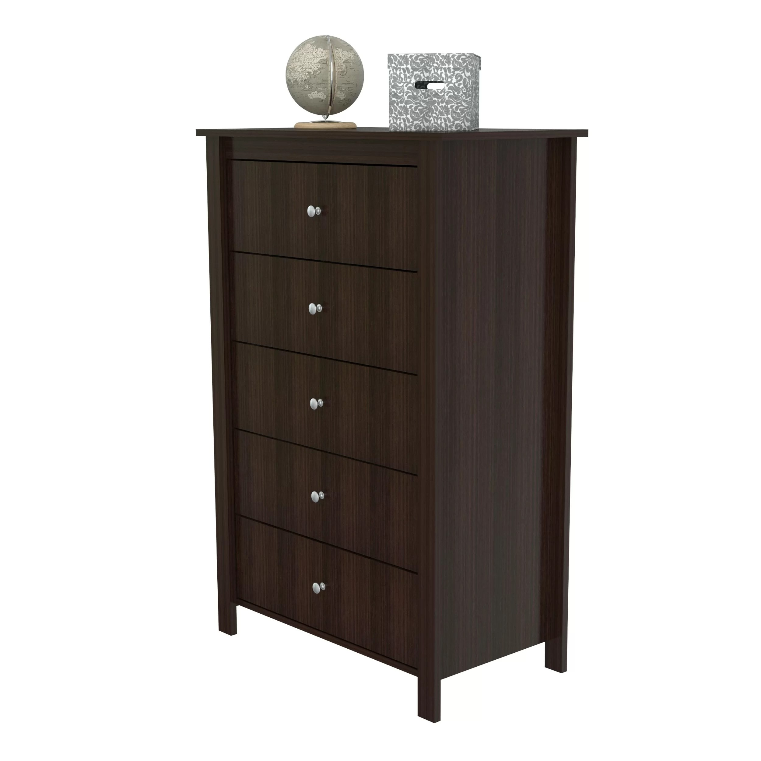 Inval 5 Drawer Dresser  Wayfair