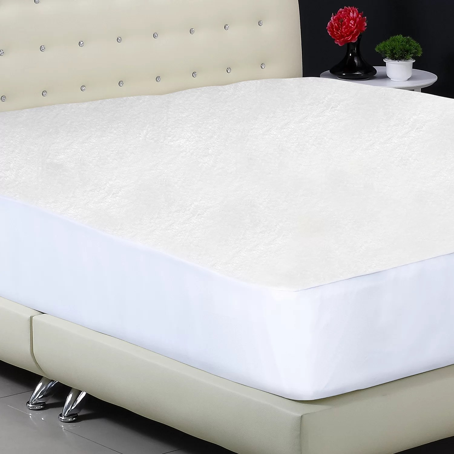 ProtectABed Premium Fitted Mattress Protector  Reviews