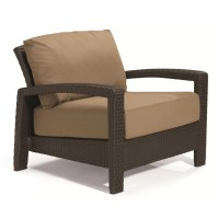 Tropitone Evo Deep Seating Chair with Cushion