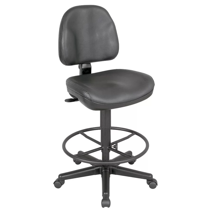 Alvin And Co Backrest Leather Premo Ergonomic Drafting