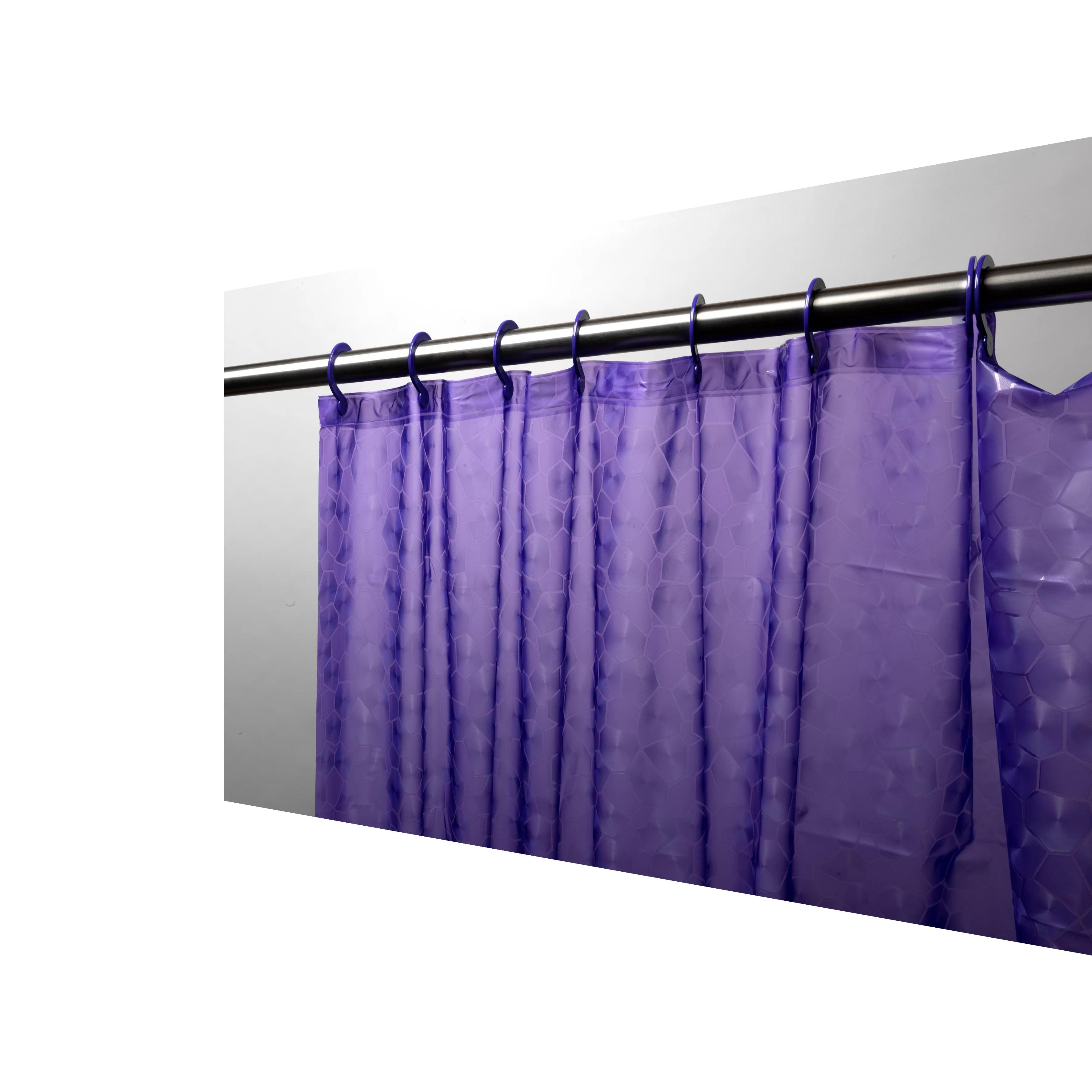 Carnation Home Fashions PEVA Shower Curtain  Reviews