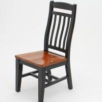 Mastercraft Collections Riverside Slat Back Side Chair ...