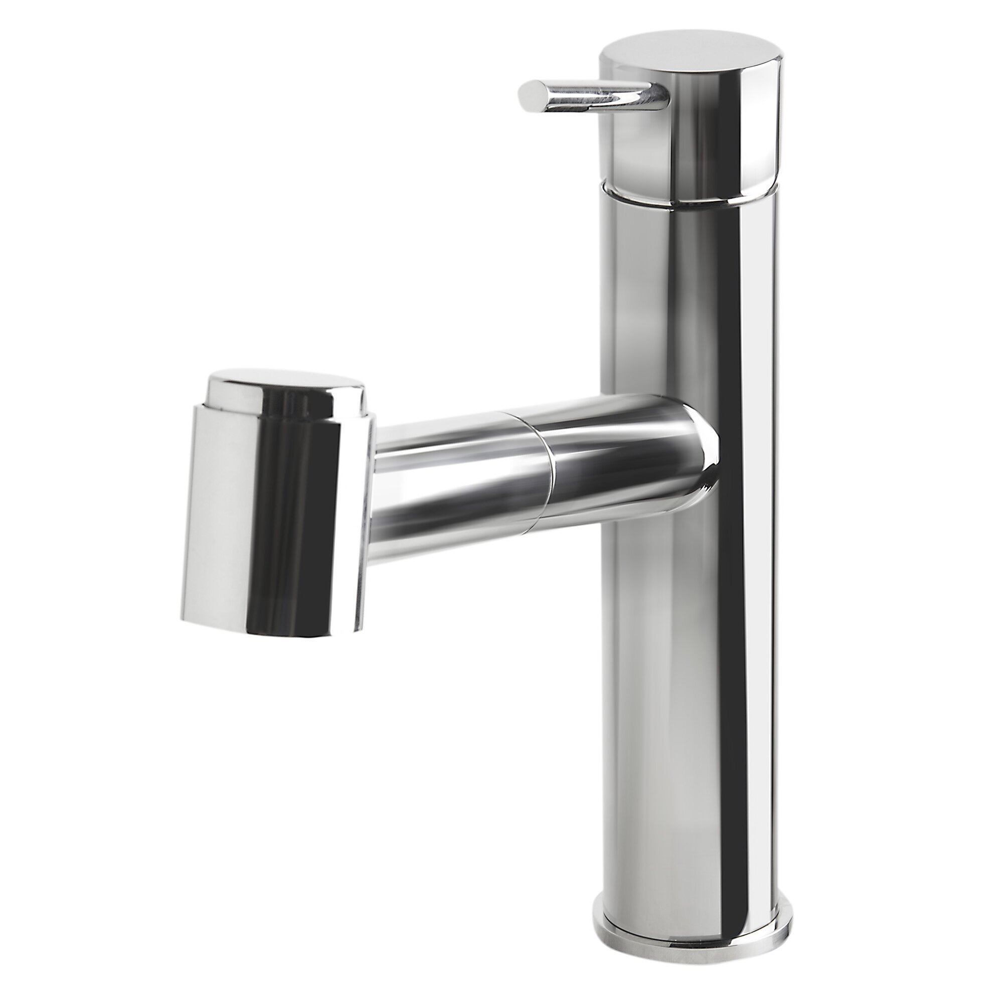 kitchen faucet pull out base cabinets with drawers alfi brand spray and reviews