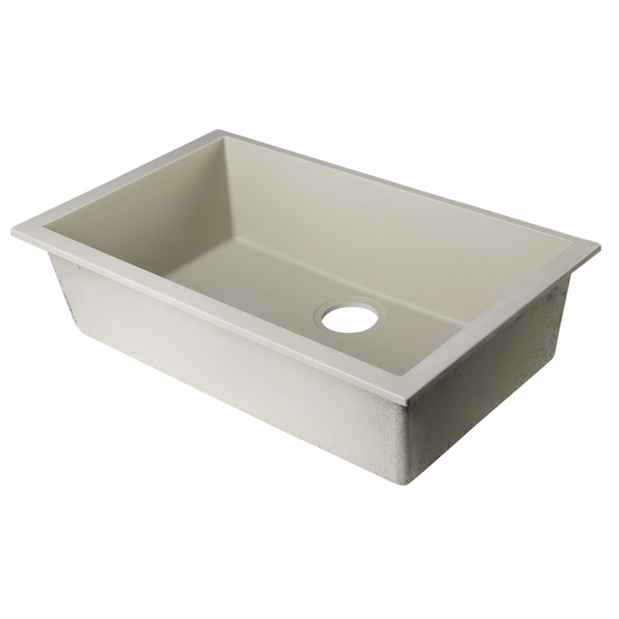 30 undermount kitchen sink island portable alfi brand quot x 17 75 single bowl