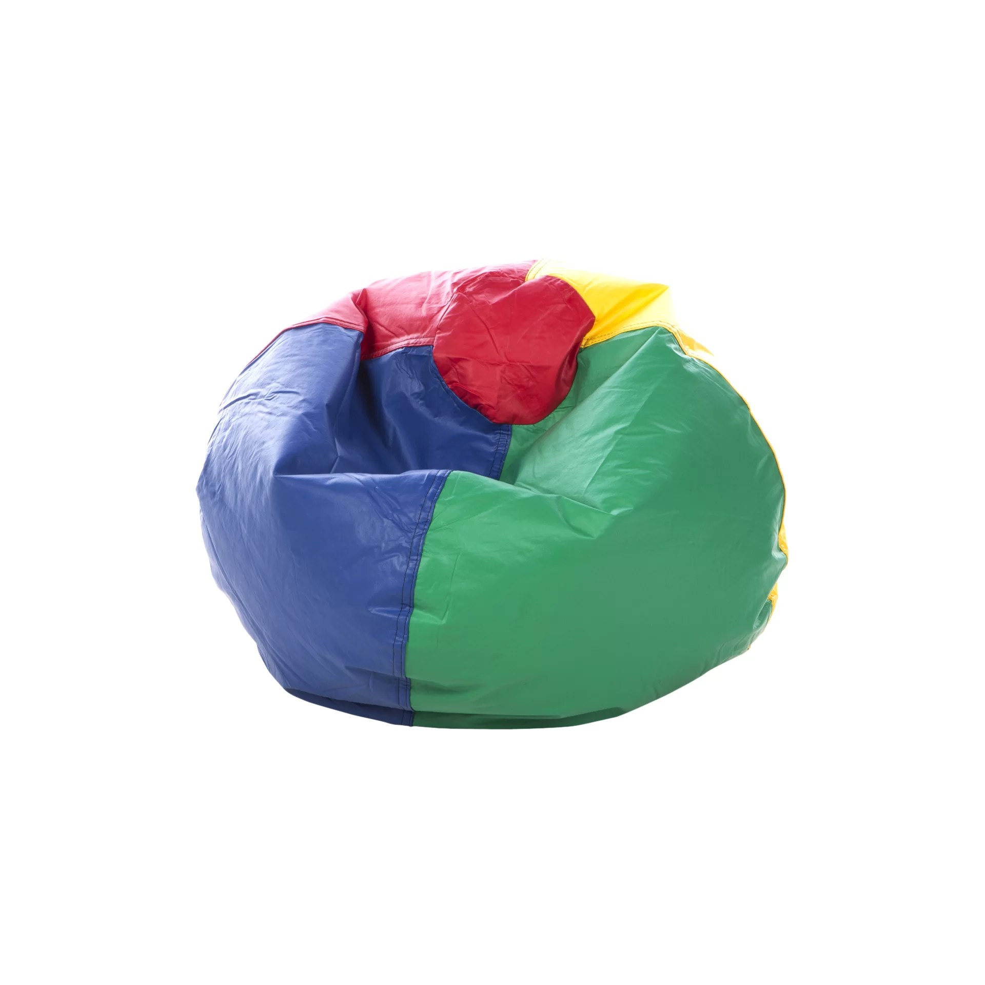 X Rocker Classic Multicolor Bean Bag Chair U0026 Reviews | Wayfair