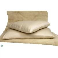 Sleep & Beyond Organic Merino Wool Standard Pillow ...