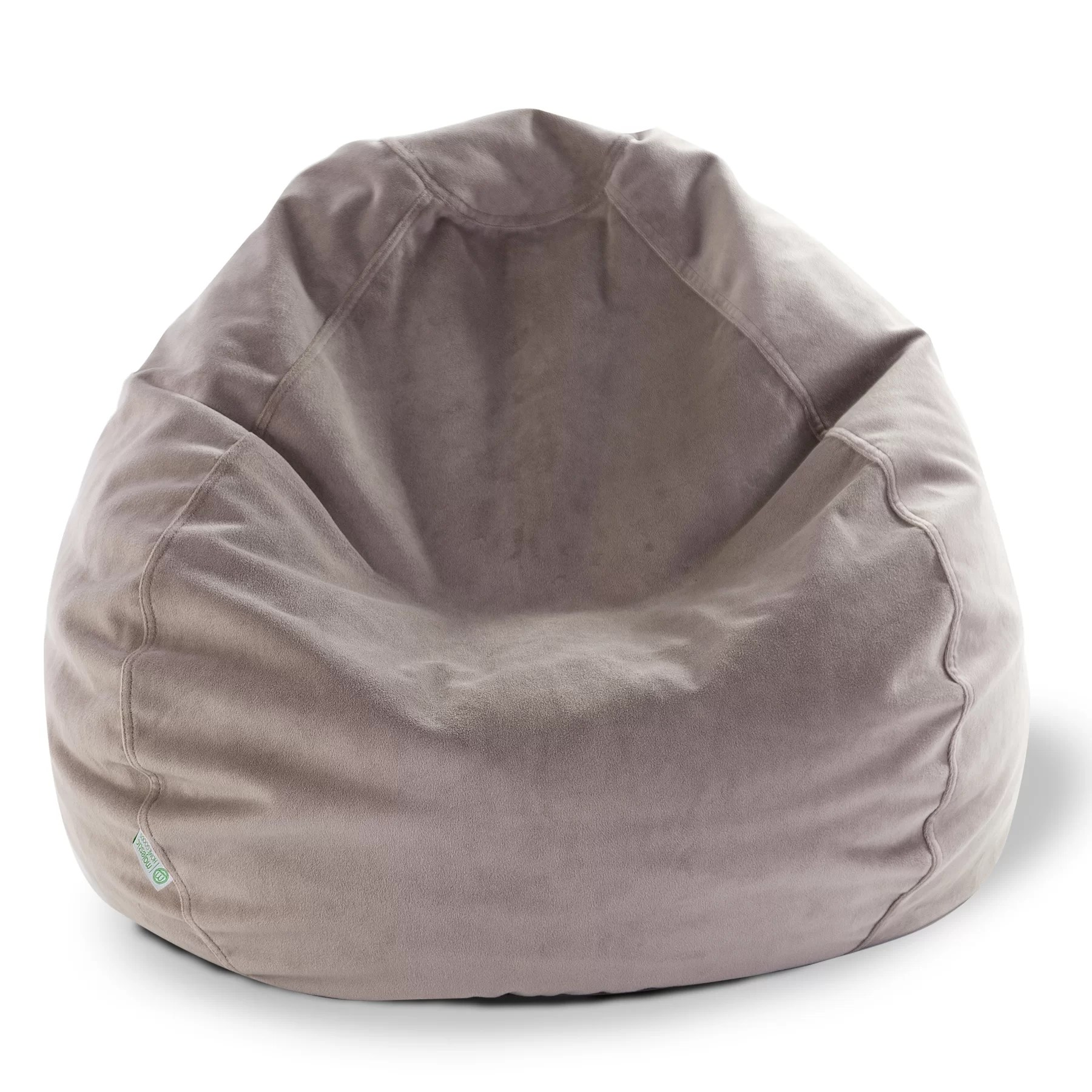 Beanbag Chairs Majestic Home Goods Bean Bag Chair And Reviews Wayfair