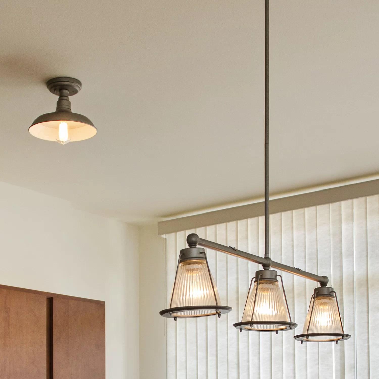 Design House Essex 3 Light Kitchen Island Pendant  Reviews  Wayfair