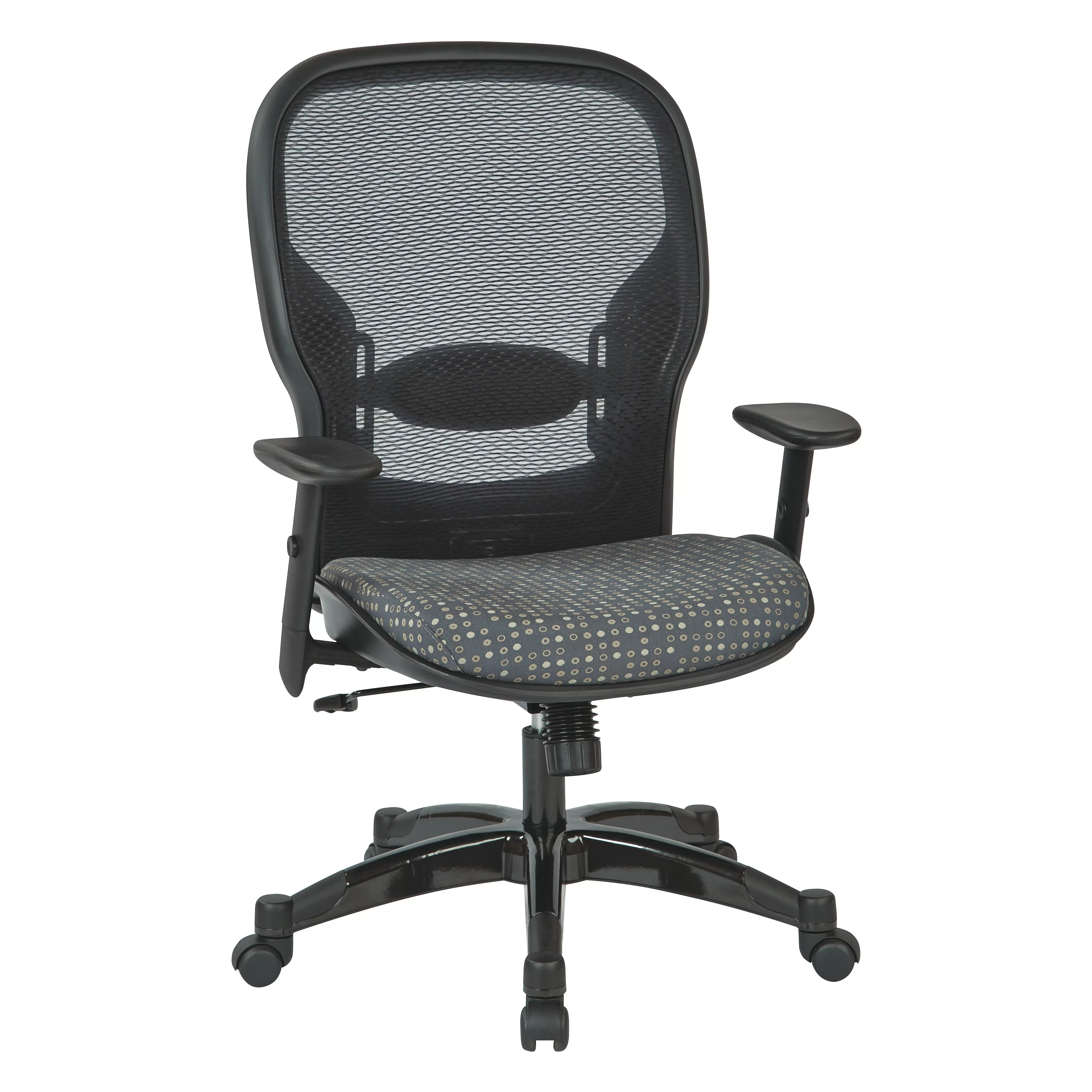 office star chairs folding chair covers cheap space seating high back mesh desk wayfair