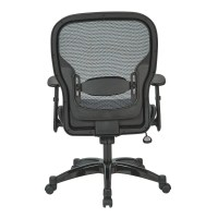 Office Star Space Seating High-Back Mesh Desk Chair | Wayfair