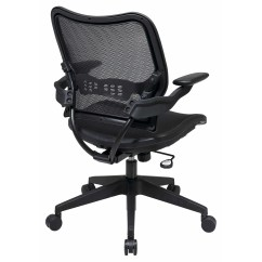 Mid Back Mesh Chair Mission Recliner Office Star Space Desk And Reviews Wayfair