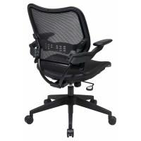 Office Star Space Mid-Back Mesh Desk Chair & Reviews | Wayfair