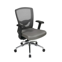 Office Chair Reviews Wood Rocking Chairs Outdoor Star High Back Ergonomic Progrid Mesh