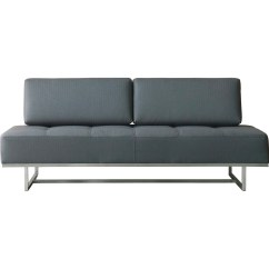 Gus Sectional Sleeper Sofa Faux Leather And Loveseat Set Modern James Reviews Wayfair