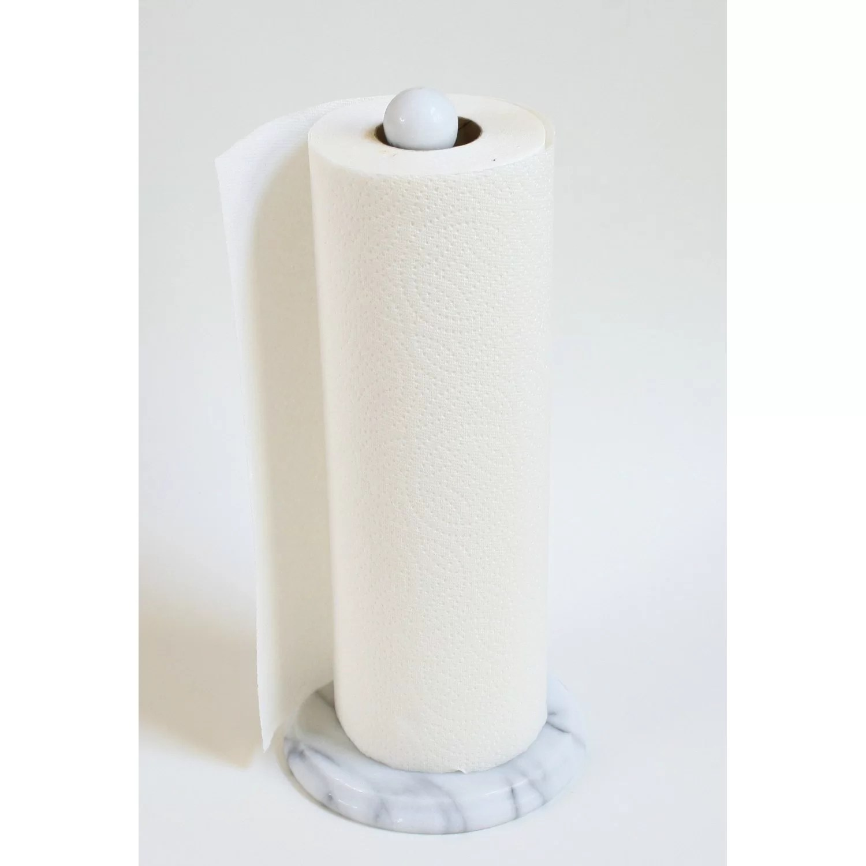 Cook N Home Marble Paper Towel Holder & Reviews