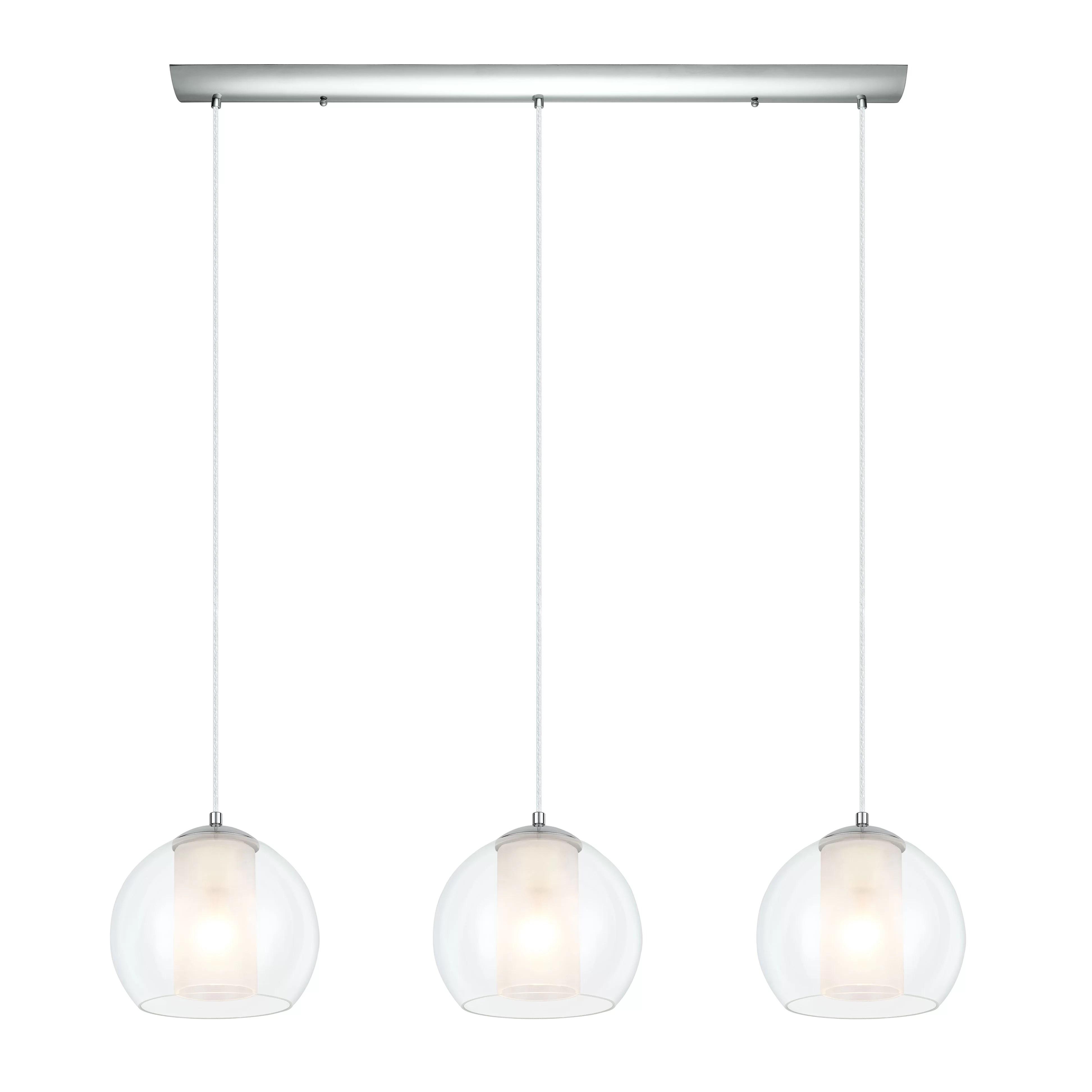 3 light kitchen island pendant top corner cabinet eglo bolsano and reviews
