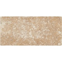 "MSI Tuscany Walnut 3"" x 6'' Travertine Subway Tile in ..."