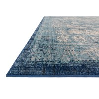 Loloi Rugs Anastasia Light Blue/Ivory Area Rug & Reviews ...