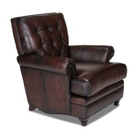 Opulence Home Pablo Leather Arm Chair & Reviews | Wayfair