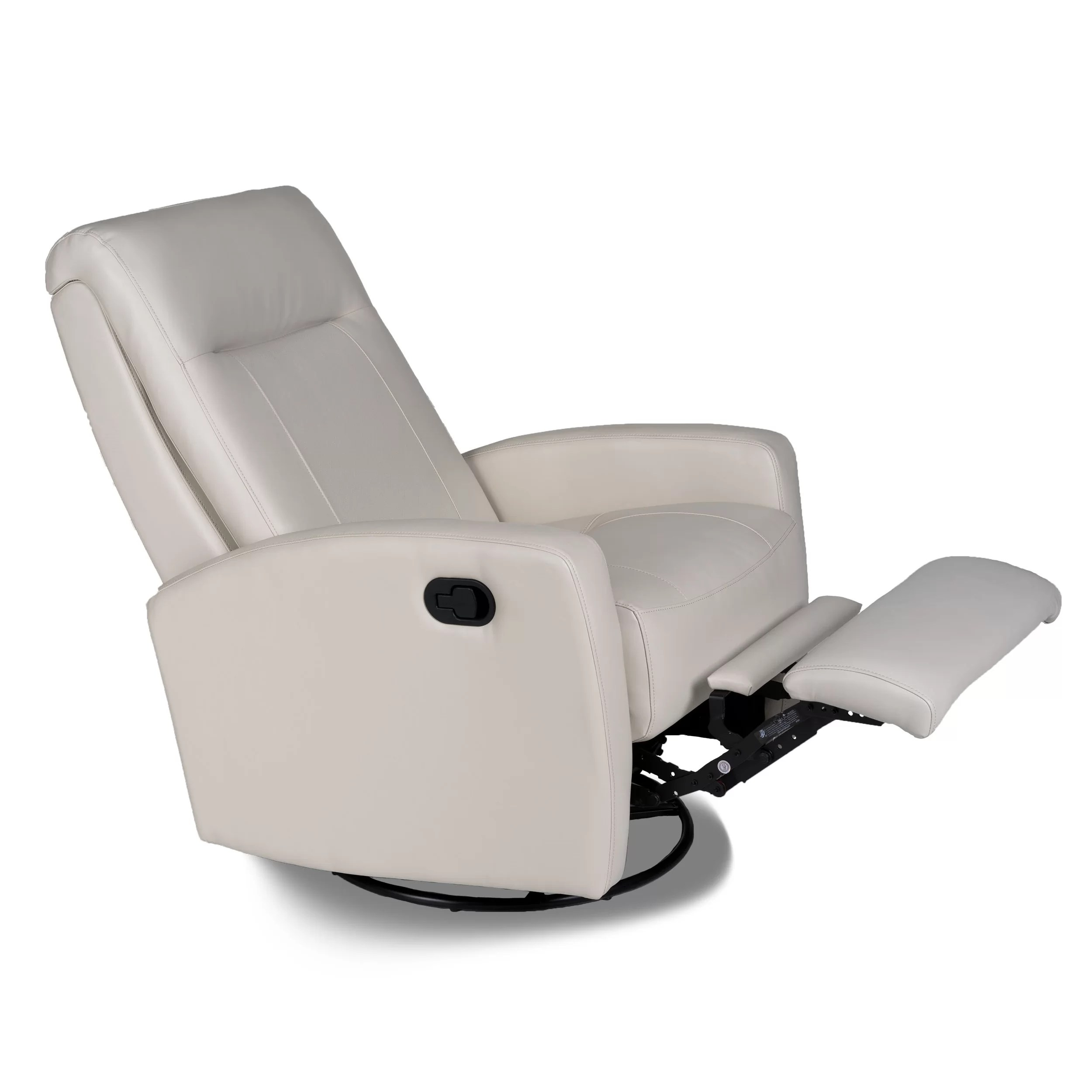 costco swivel chair white stacking chairs plastic opulence home stefan glider recliner and reviews