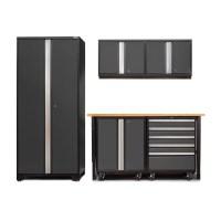 NewAge Products Pro 3.0 Series 6-Piece Garage Storage ...