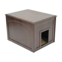 Crown Pet Products Cat Condo & Litter Box Enclosure ...