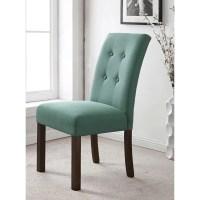 HomePop Republic Upholstered Parsons Chair & Reviews | Wayfair