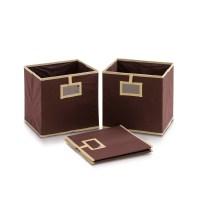 Furinno Laci Multipurpose Foldable Soft Storage Bins ...
