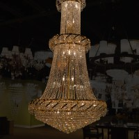 Worldwide Lighting Empire 32 Light Crystal Chandelier ...