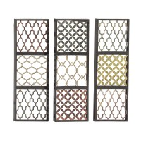 Woodland Imports 3 Piece Priceless Metal Wall Dcor Set ...