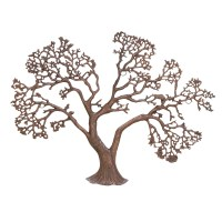 Woodland Imports Tree Wall Dcor II & Reviews | Wayfair