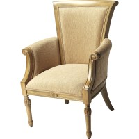 Butler Accent Arm Chair & Reviews