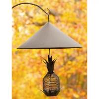 ACHLA Pineapple Decorative Bird Feeder & Reviews   Wayfair