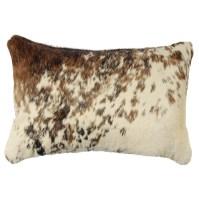 Wooded River Leather Lumbar Pillow & Reviews   Wayfair