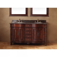 "James Martin Furniture Classico 60"" Double Bathroom Vanity ..."