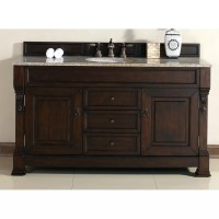 "James Martin Furniture Brookfield 60"" Single Vanity Base ..."