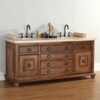 "James Martin Furniture Mykonos 72"" Double Bathroom Vanity ..."