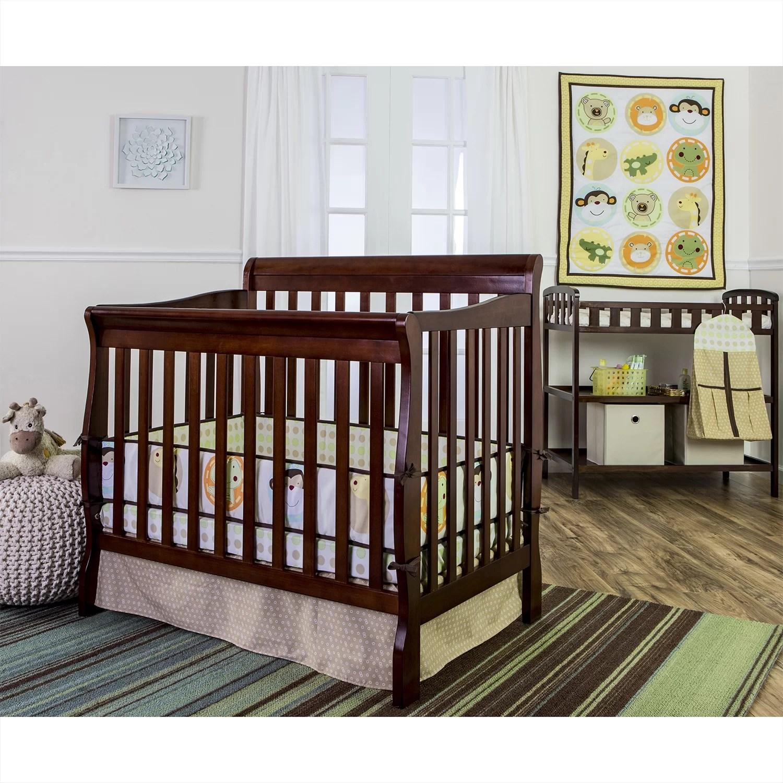 Dream On Me Animal Kingdom 5 Piece Crib Bedding Set