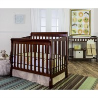 Dream On Me Animal Kingdom 5 Piece Crib Bedding Set