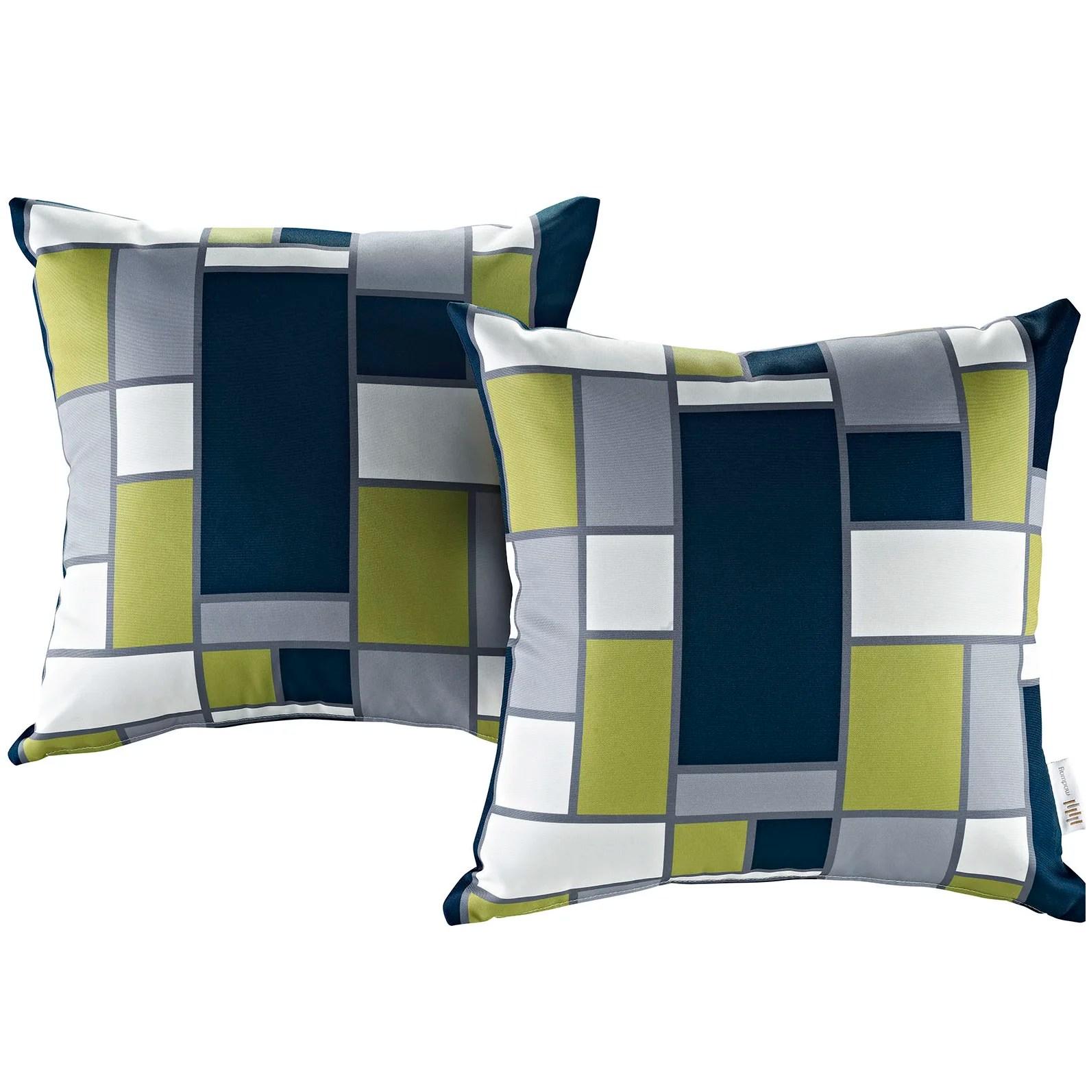 Modway Outdoor Patio Throw Pillow & Reviews