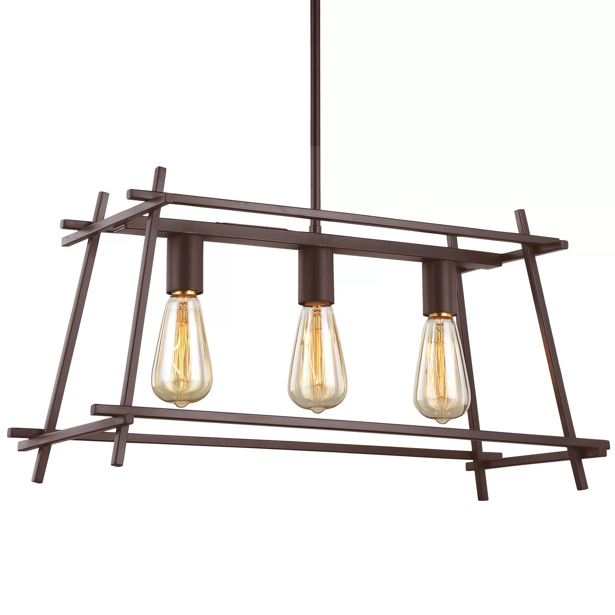 3 light kitchen island pendant drawer organizer ideas alternating current hashtag