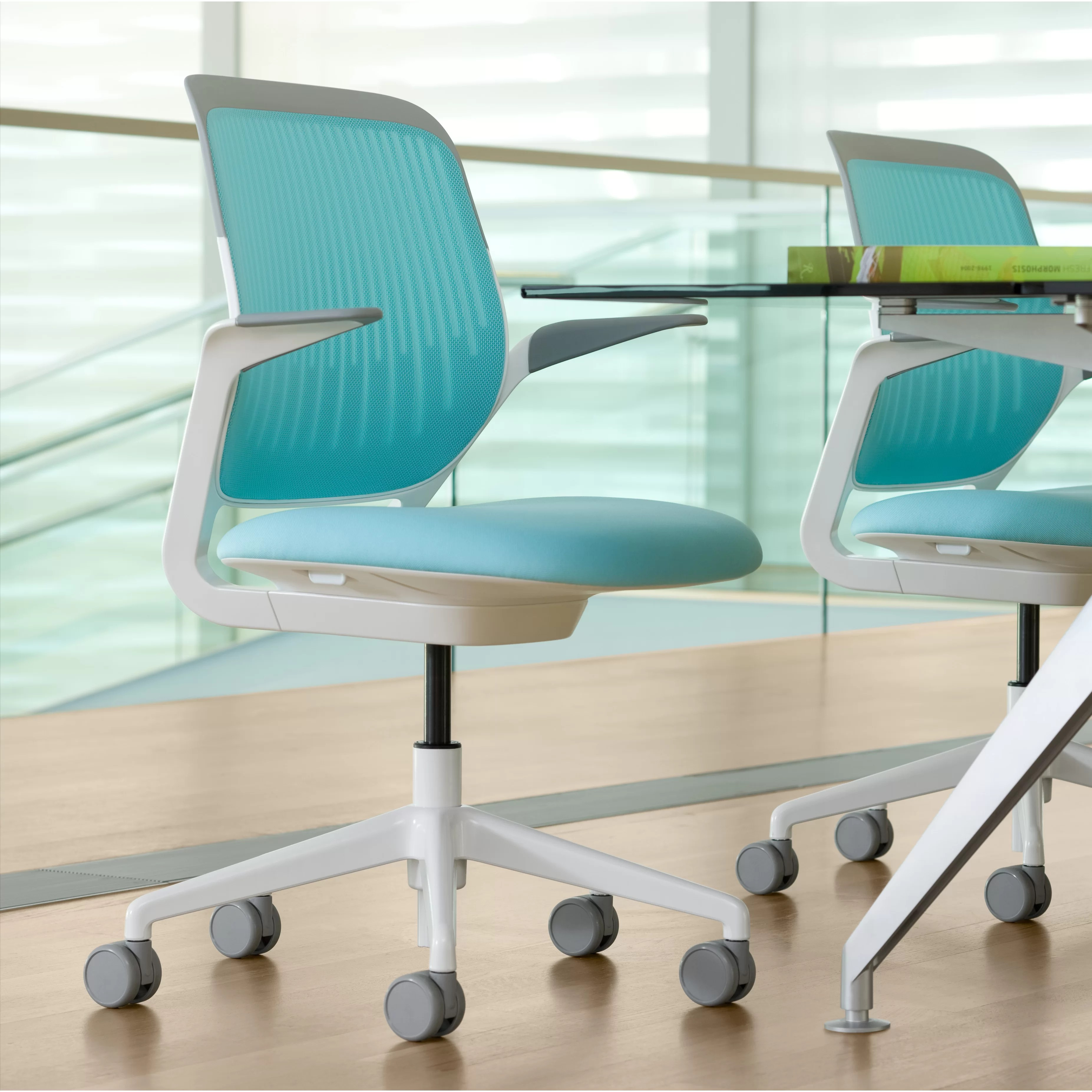 Steelcase Chair Steelcase Cobi Office Chair And Reviews Wayfair